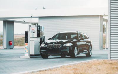 Mistgenerator verrast criminelen tijdens inbraak BP tankstation