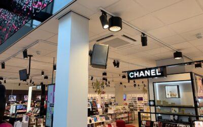 ICI Paris XL Rotterdam uitgerust met mistgeneratoren