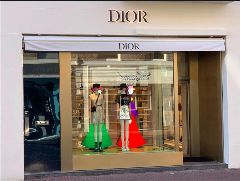 Mistgeneratoren Dior