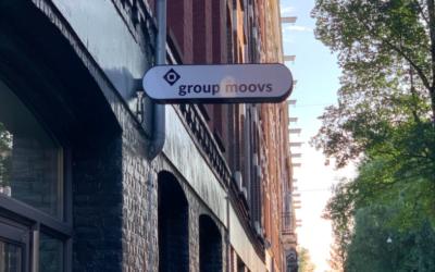 Mistgenerator bij Group Moovs